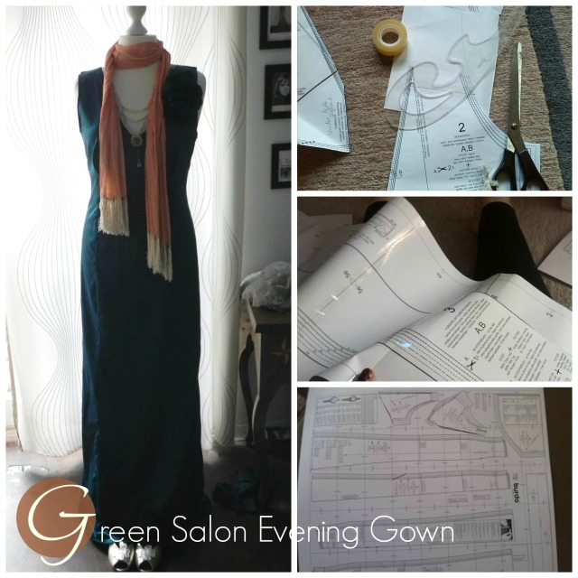 30s evening gown 1
